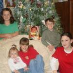 Bill Archibald's Grandchildren