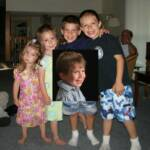 Howard Moldofsky's 5 grandchildren