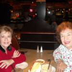 this picture was taken in Dec. when Susan Kuhnke( Bennett ) and Carole Pakulski (Senger) had lunch together for the second time at the Cheesecake factory Restaurant in Atlanta.Thanks to facebook and our reunion site we discovered we live in the same state!  Carole Senger Pakulski