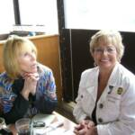 Diane Zahn Boran and Carol Flaherty Berens
