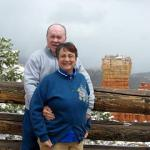 Sam & I at Bryce Canyon, Utah. We celebrated our 45th wedding anniversary last week!
