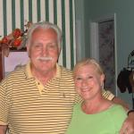 Jim and Cheryl Miresse from Hilton Head, SC