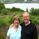This is my wife Nan and I from our recent trip to Ireland. Marshall Claassen