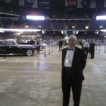 In another car show in the New Orleans Superdome June 20, 2009. Bob Halpern