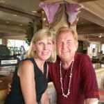 This is a photo of me, Bill Reinke and my wife Denise from a recent trip to Hawaii.