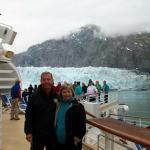 Lloyd and Joan Kuehn in Alaska